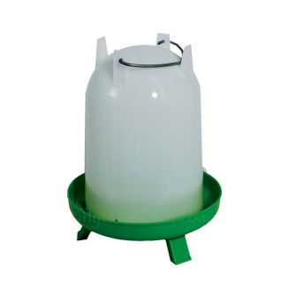 4 litre Poultry Fountain Drinker with legs