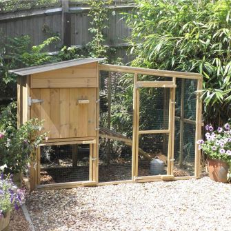 The Flyte Aviary 4 Chicken Coop