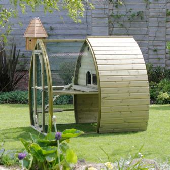 The 6ft (Baby) Arch Cat House