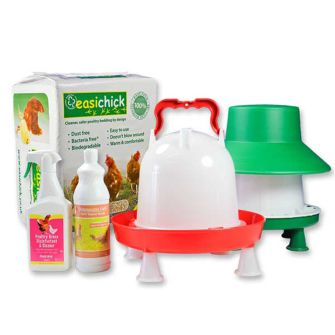 Basic Starter Pack for up to 10 Chickens