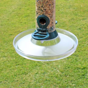 Seed Catching Tray for CJW Bird Feeders