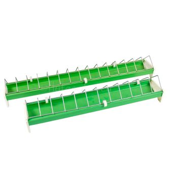Economy Green Chick Troughs