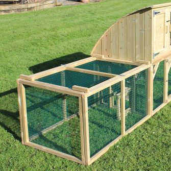 Extension Run for Helford Guinea Pig House