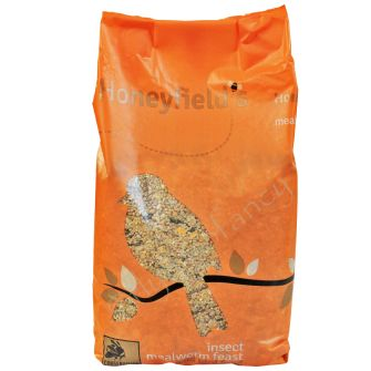 Honeyfields Insect Mealworm Feast Wild Bird Food, 1.6kg