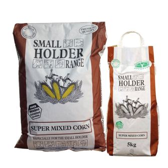 Smallholder Super Mixed Corn For Poultry