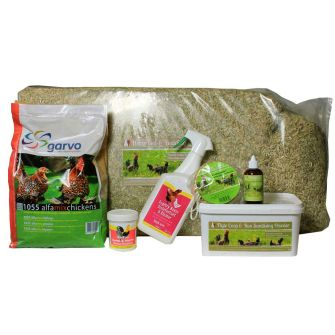 FSF Winter Care Pack for Chickens