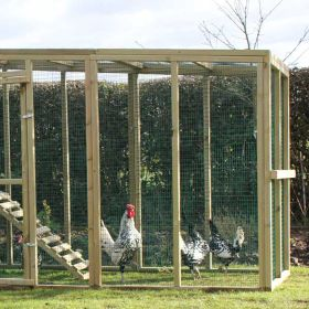 3ft Extension for Flyte Aviary 4 or 6 Coop