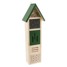 Wooden Insect Hibernation Tower