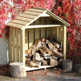 Coppice Log Store