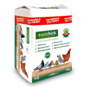 Easichick Poultry Bedding, 10kg bale