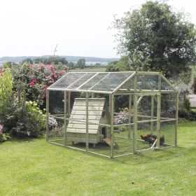 Poultry Protection Pen 9ft x 9ft