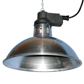 Intelec Wide Brim Infra Red Brooding Lamp with Reducer Switch