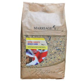Marriages Royal Variety Mixed Poultry Corn