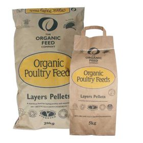 Organic Poultry Layers Pellets