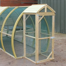 Small Safety Door for Arch Bird Aviary