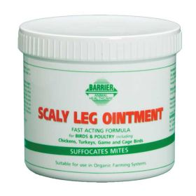 Barrier Scaly Leg Ointment, 400ml