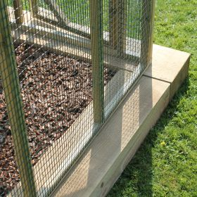 Sleeper & Woodchip Pack for Flyte Aviary Coops
