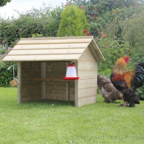 The Chicken Shelter - Small