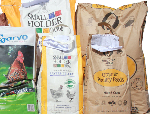 Poultry Feeds & Treats
