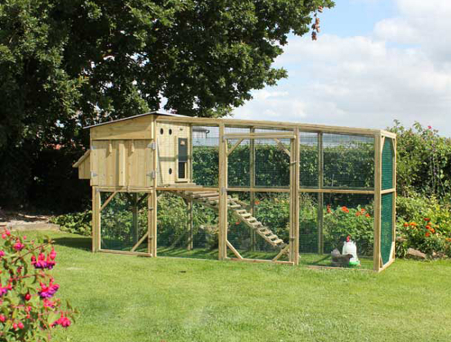Flyte Aviary Chicken Coops