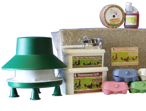 Starter Kits for Chickens