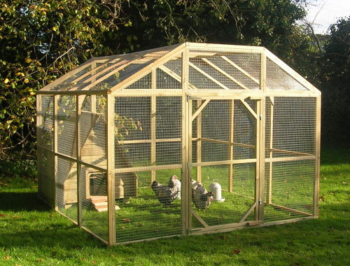 Poultry Protection Pens