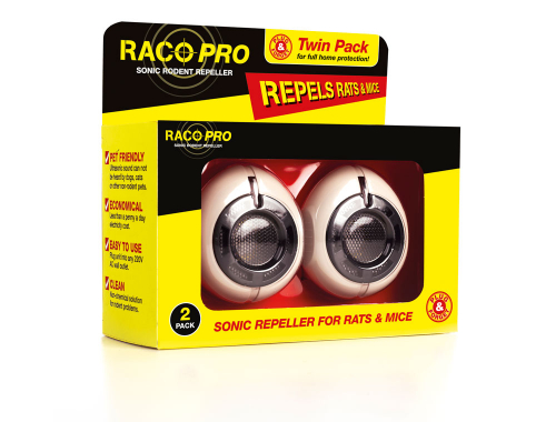 Rodent Repellers & Sprays