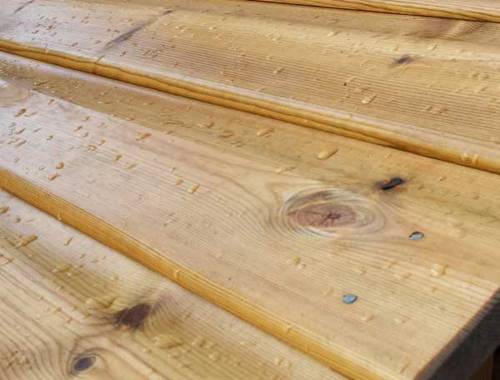 Timber Care & Treatment