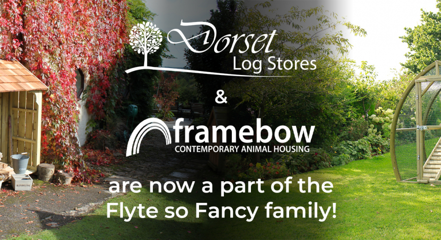 New Home for Dorset Log Stores and Framebow