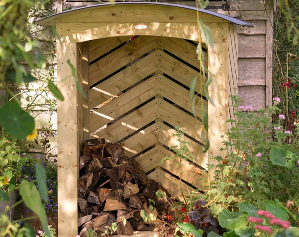 About Dorset Log Stores